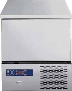 Kompaktní zchlazovač / zmrazovač 10Kg / 7 Kg GN 1/1 - příčně